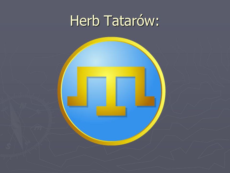 Herb Tatarów: