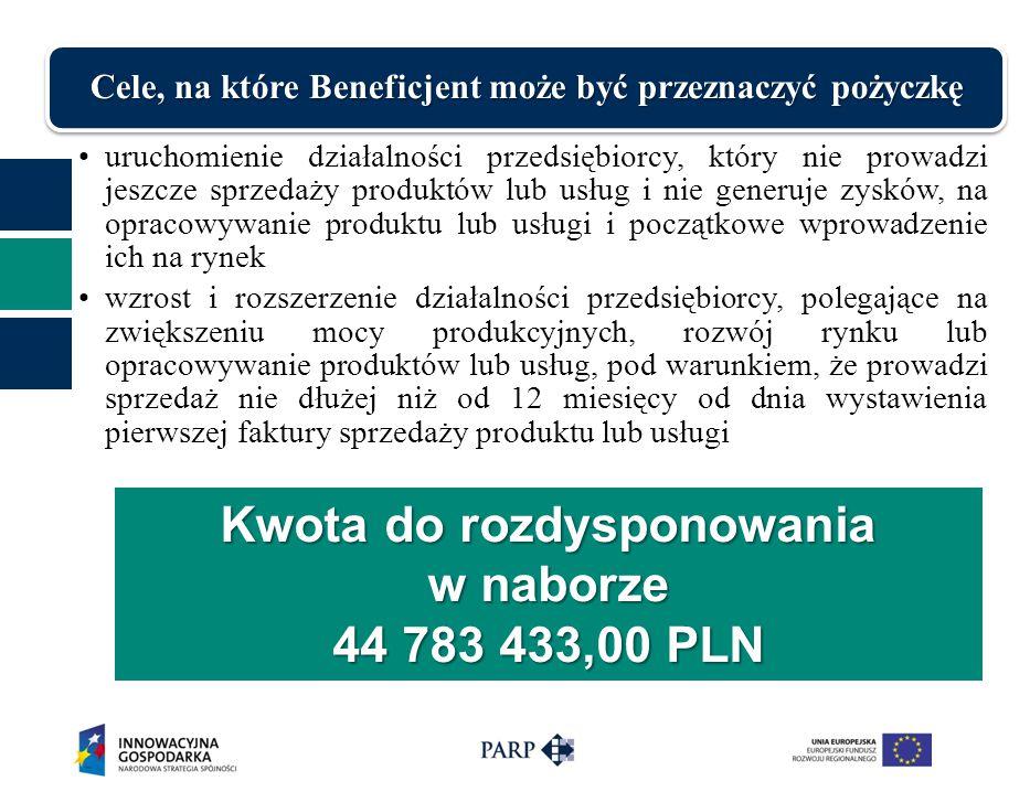 https://fpwi.parp.gov.plhttps://fpwi.parp.gov.pl Generator wniosków o udzielenie pożyczki – Informacje o wniosku: