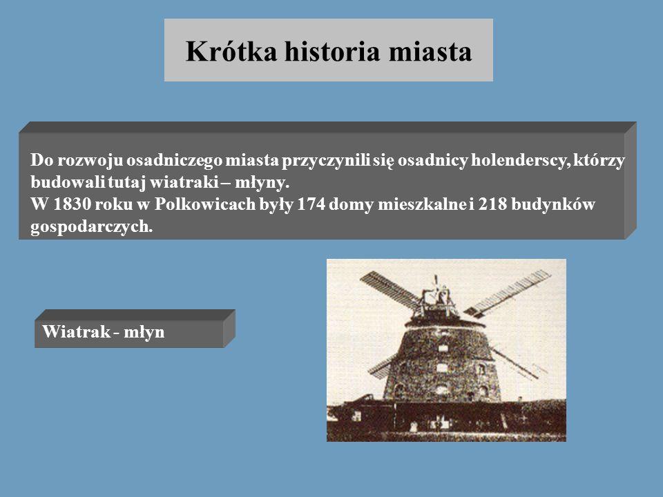 Krótka historia miasta Dzieje Polkowic sięgają V w.p.n.e. Z tego okresu znaleziono na obszarze dzisiejszego miasta wyroby z brązu, charakterystyczne d