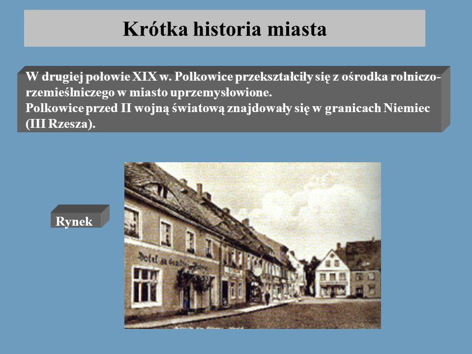 Krótka historia miasta Do rozwoju osadniczego miasta przyczynili się osadnicy holenderscy, którzy budowali tutaj wiatraki – młyny. W 1830 roku w Polko