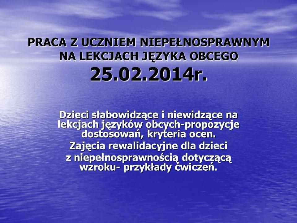 Przepisy prawne, a udzielana pomoc Rozporządzenie MEN z 17 listopada 2010r.