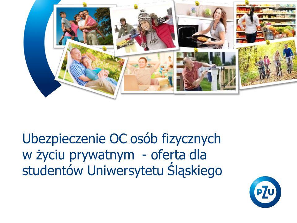 Ubezpieczenie OC osób fizycznych w życiu prywatnym - oferta dla studentów Uniwersytetu Śląskiego