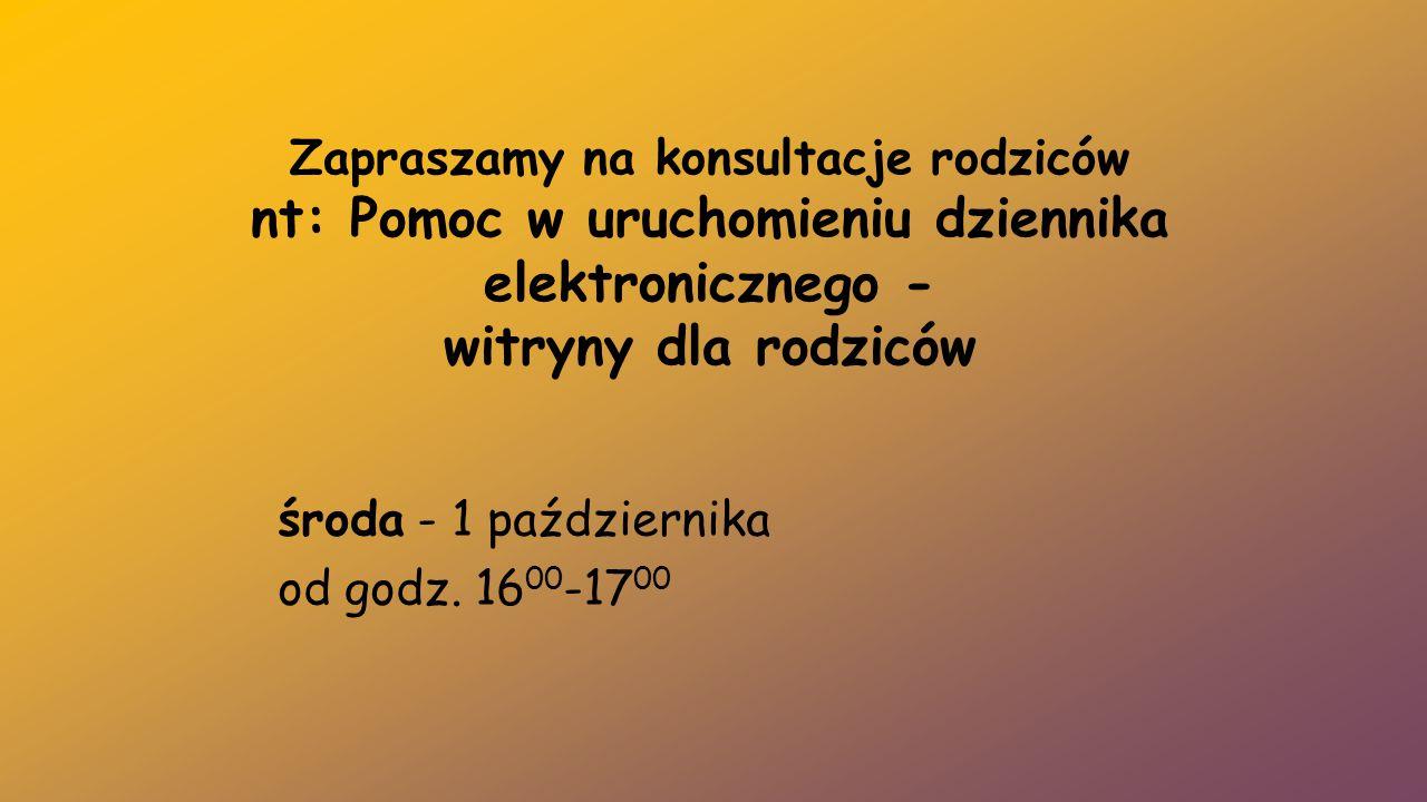 List Minister Edukacji Narodowej 1.
