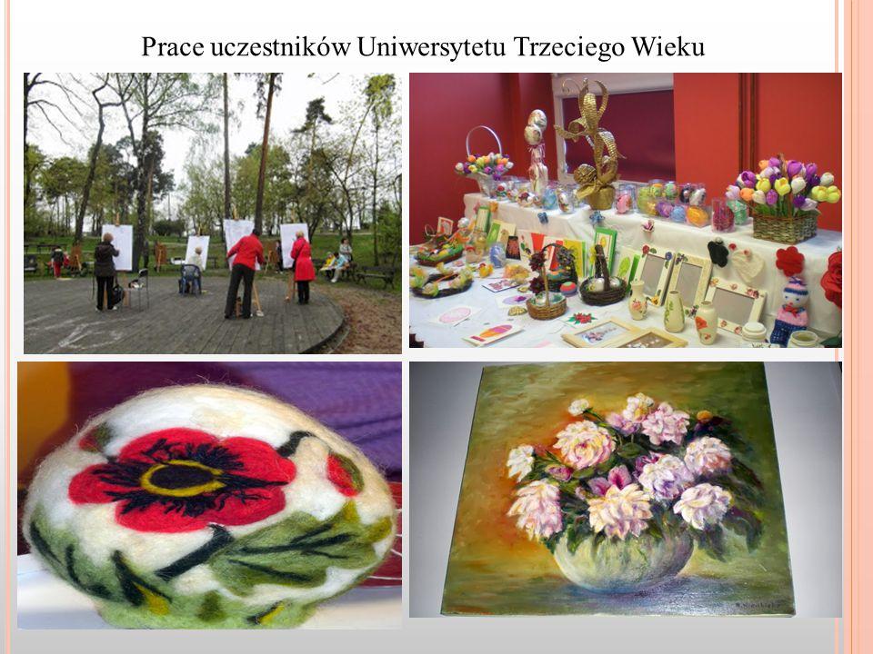 Prace uczestników Uniwersytetu Trzeciego Wieku
