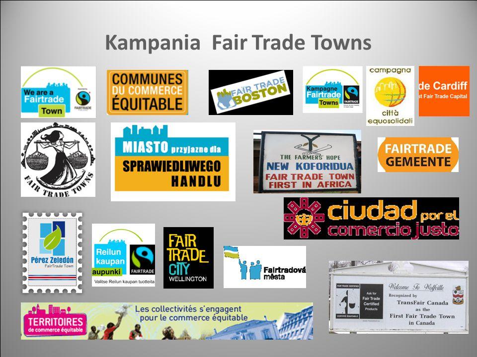 Kampania Fair Trade Towns