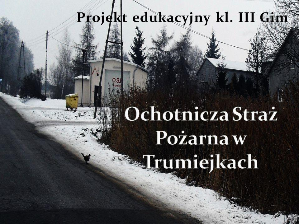 Projekt edukacyjny kl. III Gim