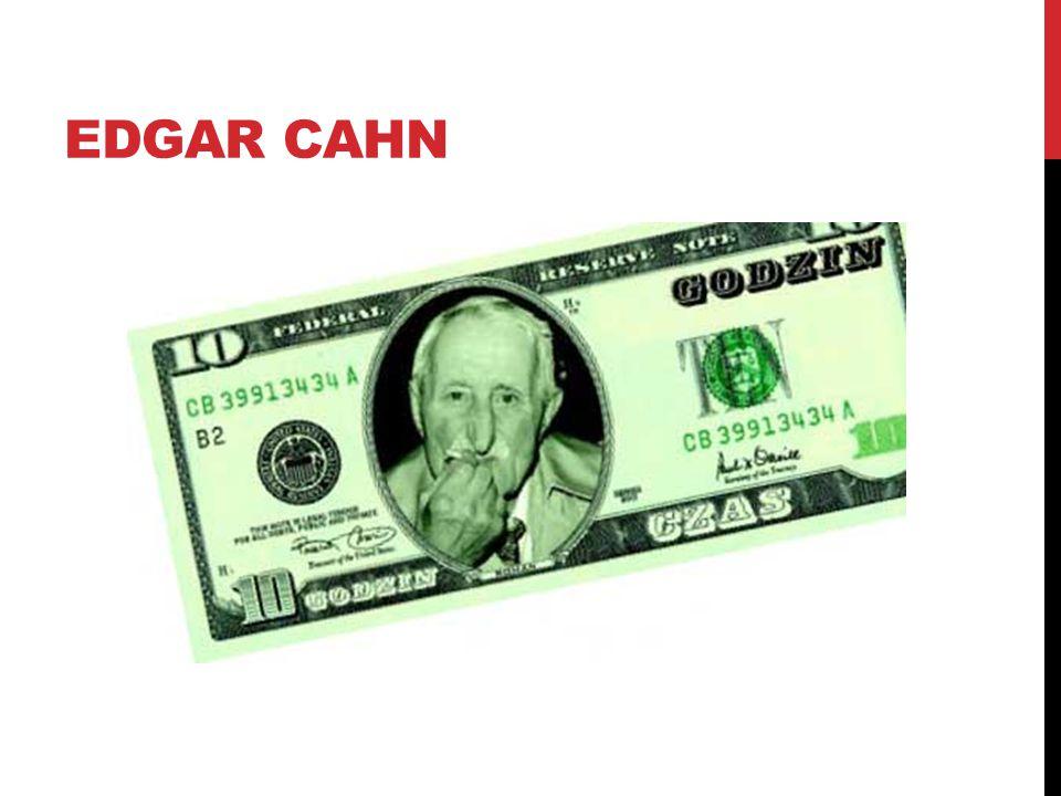 EDGAR CAHN