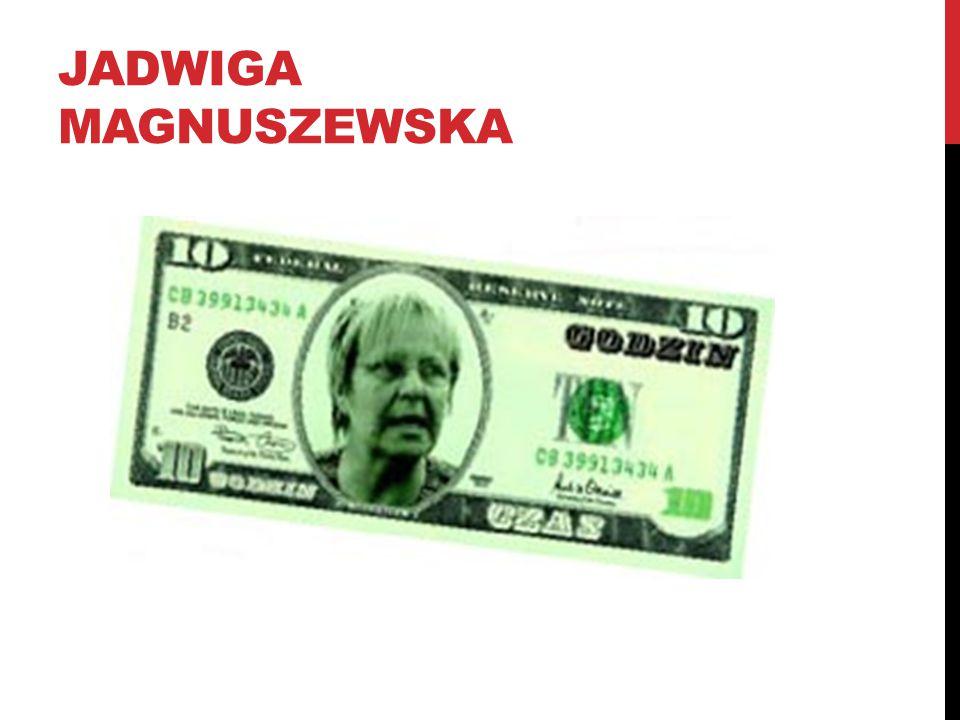 JADWIGA MAGNUSZEWSKA
