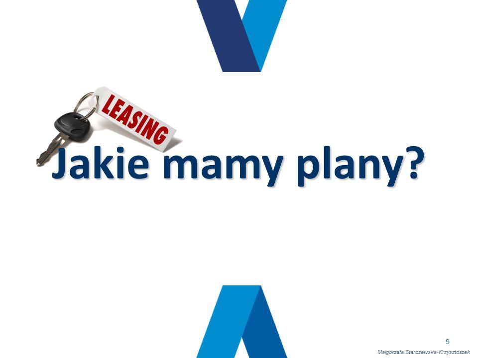 www.konfederacjalewiatan.pl 9 Jakie mamy plany? Małgorzata Starczewska-Krzysztoszek