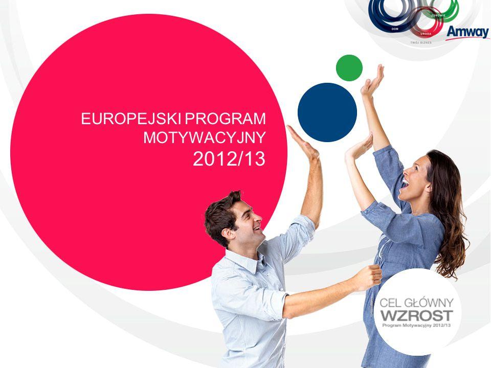 EUROPEJSKI PROGRAM MOTYWACYJNY 2012/13