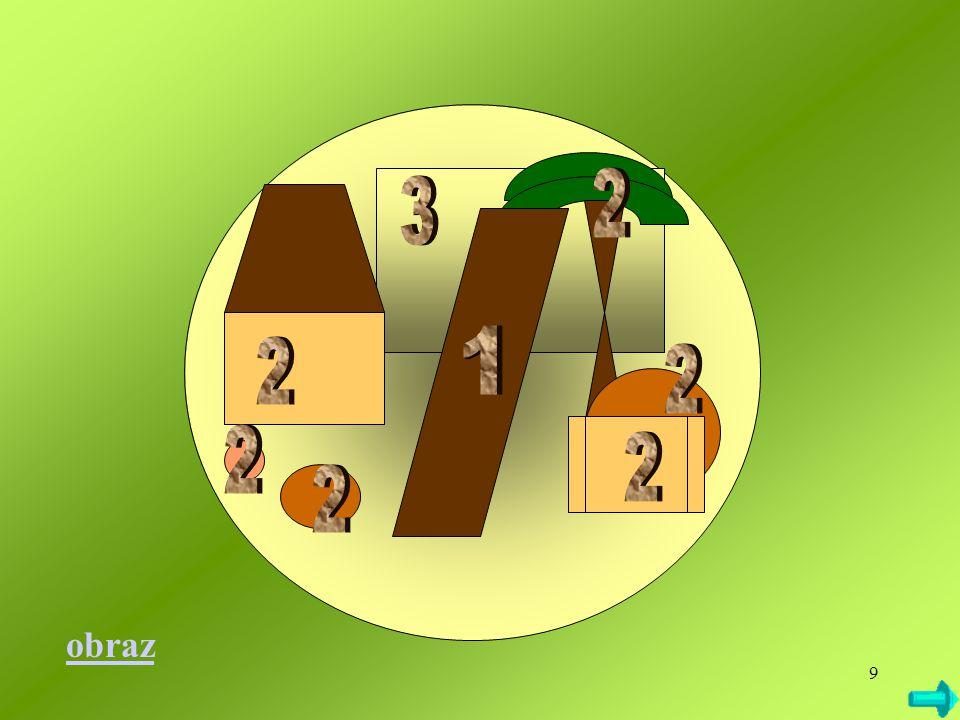 10 Zadanie nr 2.Uporządkuj składniki obrazu wg kolejnych planów.