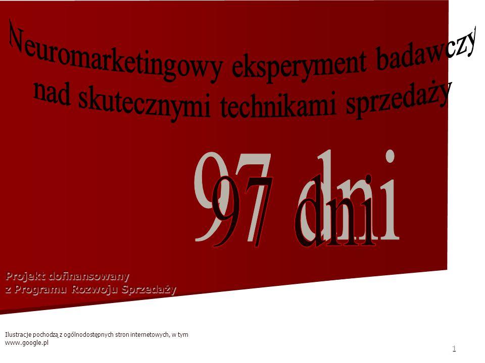 1 Projekt dofinansowany z Programu Rozwoju Sprzedaży Ilustracje pochodzą z ogólnodostępnych stron internetowych, w tym www.google.pl