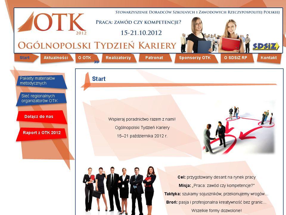 Ogólnopolski Tydzień Kariery, czyli OTK, to coroczna akcja Stowarzyszenia Doradców Szkolnych i Zawodowych RP mające na celu inspirowanie ogólnopolskich i lokalnych inicjatyw, działań i kreatywności na rzecz rozwoju poradnictwa zawodowego.