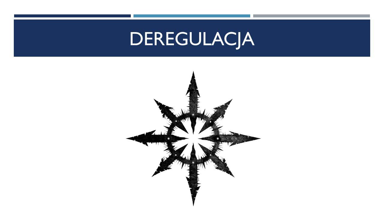 DEREGULACJA