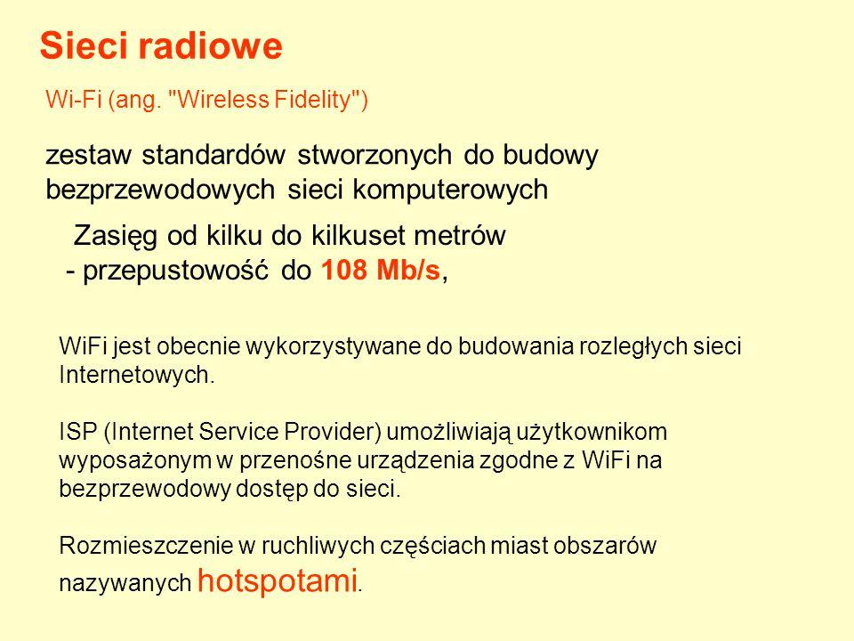 Wi-Fi (ang.