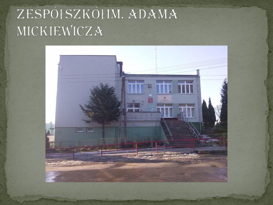 Szkoła istniała od XIX w., a w 1900 wybudowano nowy obiekt oraz mieszkania dla nauczycieli.