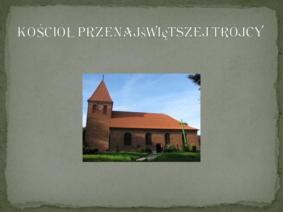 Parafia Trójcy Przenajświętszej – parafia rzymskokatolicka w diecezji elbląskiej.