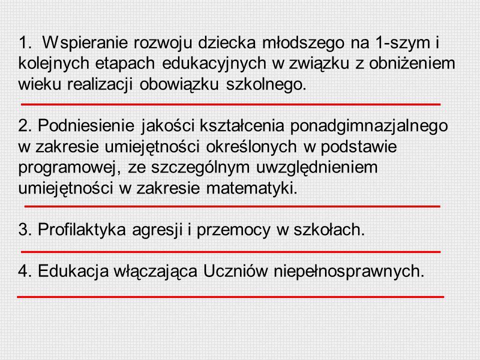 W dniu 21 lutego 2014 r.Sejm RP uchwalił ustawę o zmianie ustawy o systemie oświaty tzw.