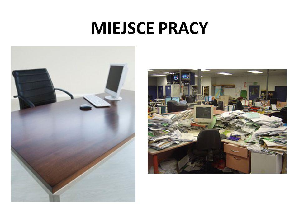 MIEJSCE PRACY