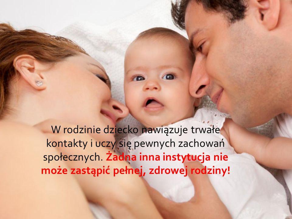 """""""Rodzina Bogiem silna, staje się siłą człowieka i całego narodu. Jan Paweł II"""