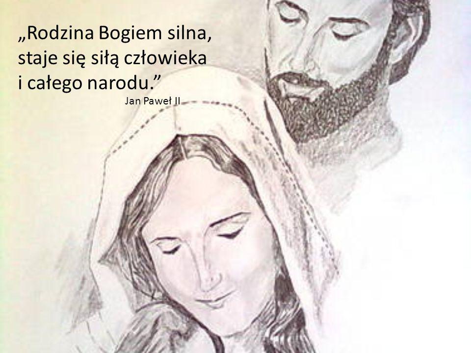 Dla Jana Pawła II dobrem wspólnym małżonków jest miłość, wierność i uczciwość małżeńska oraz trwałość ich związku - aż do śmierci.