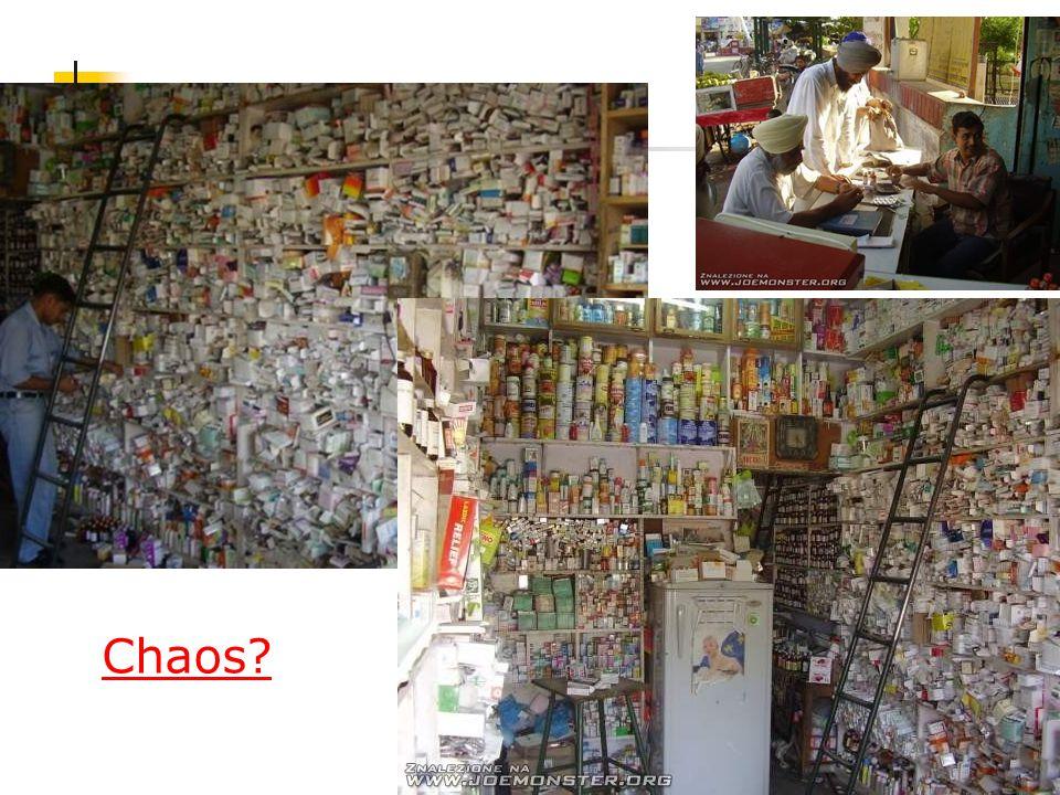 Indyjska apteka Chaos?