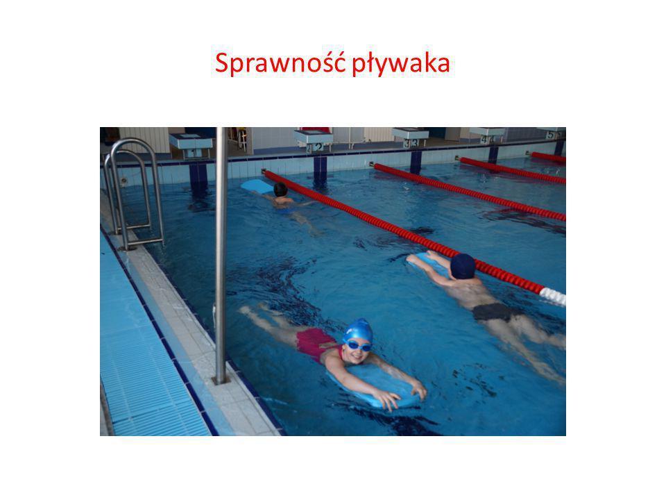 Sprawność pływaka
