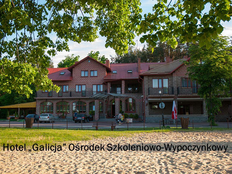 """Hotel """"Galicja Ośrodek Szkoleniowo-Wypoczynkowy"""