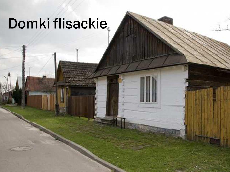 Domki flisackie
