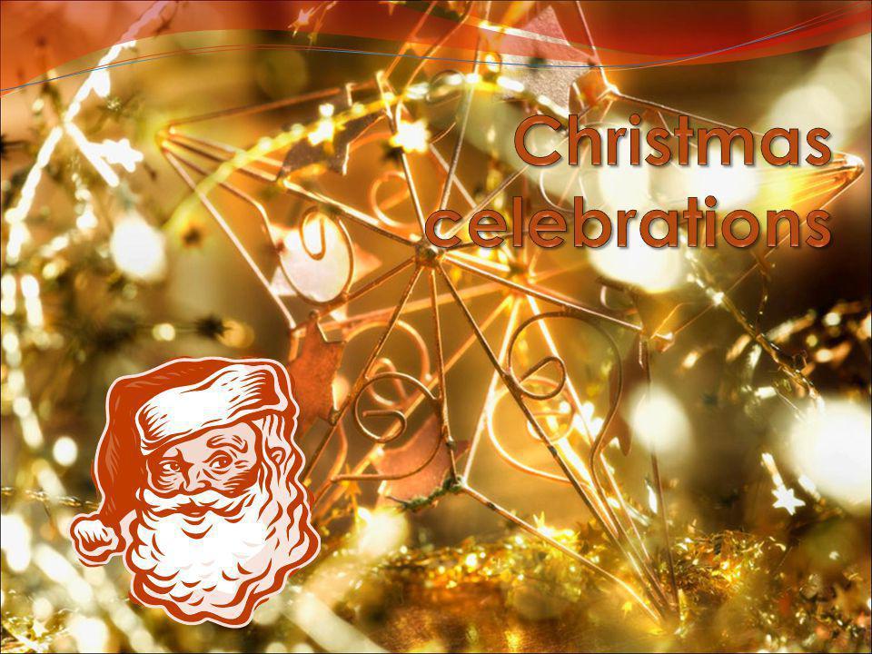 Preparing to christmas eve in OPS/Przygotowa nia do wigilii w OPS