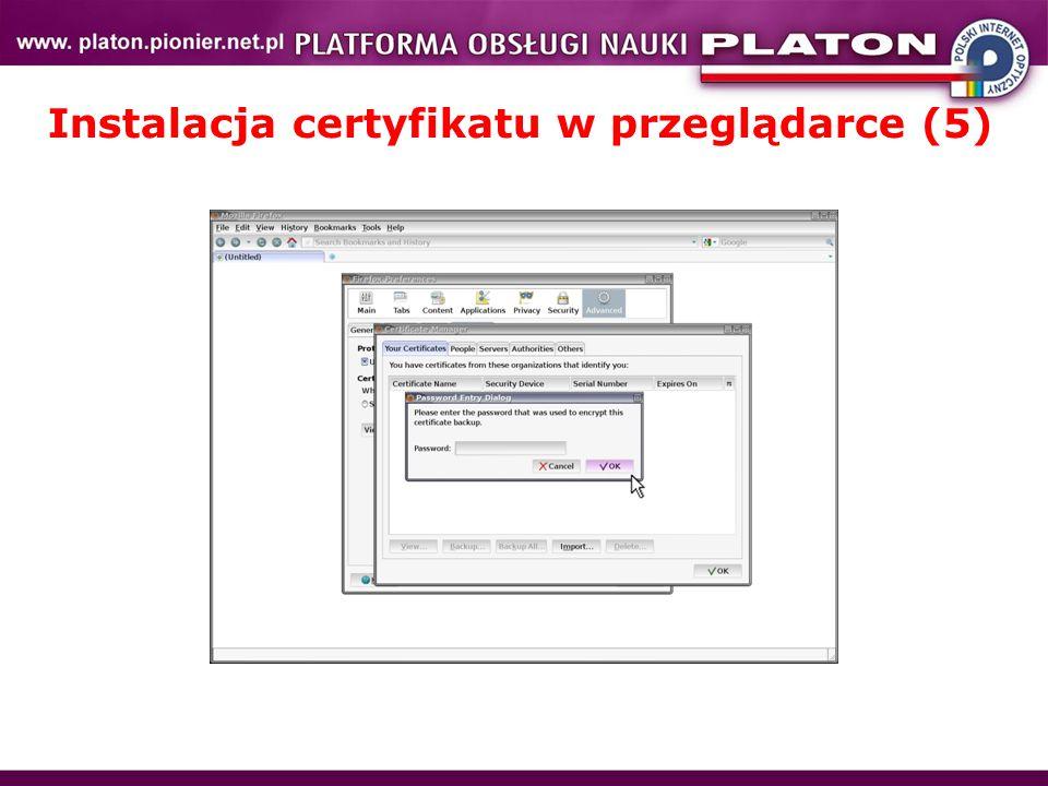 Instalacja certyfikatu w przeglądarce (5)