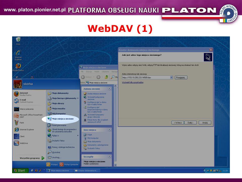 WebDAV (1)