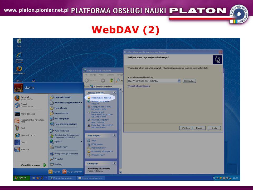 WebDAV (2)