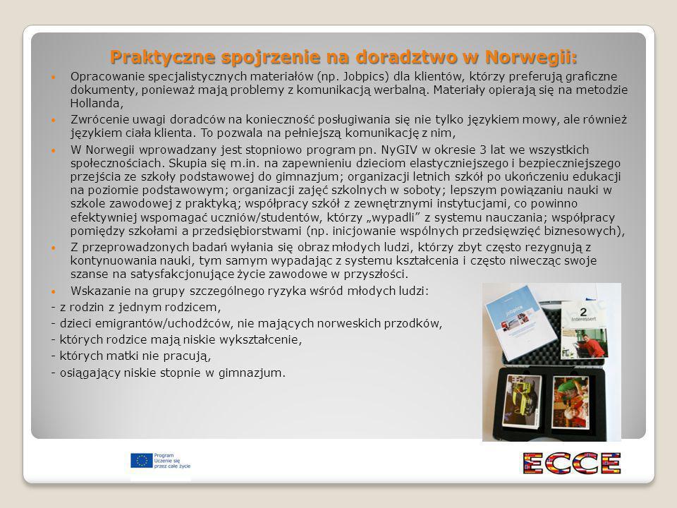 Praktyczne spojrzenie na doradztwo w Norwegii: Opracowanie specjalistycznych materiałów (np.