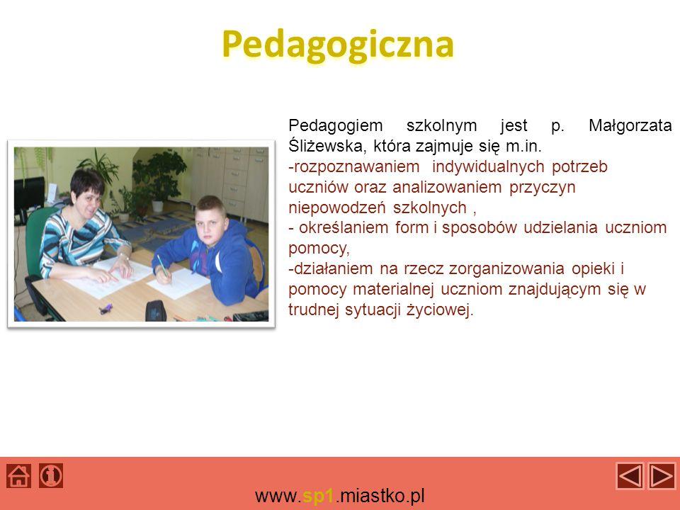 Psychologiczna Pomocy psychologicznej w naszej szkole udziela p.