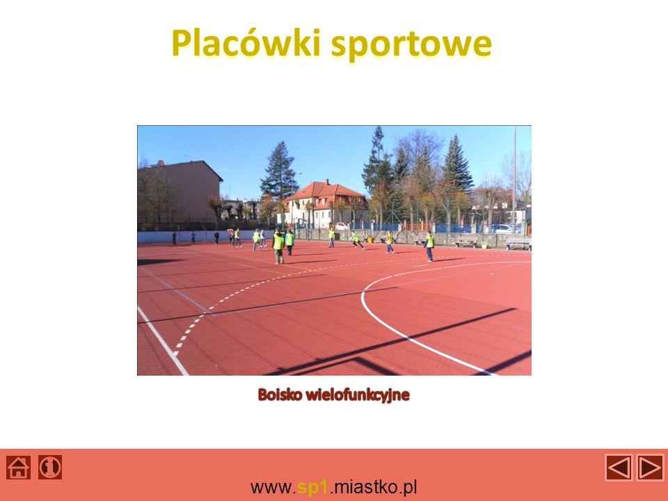 Zawody i turnieje W szkole działają aktywnie od wielu lat dwa kluby UKS MORENA MIASTKO i UKS LIDER MIASTKO www.sp1.miastko.pl