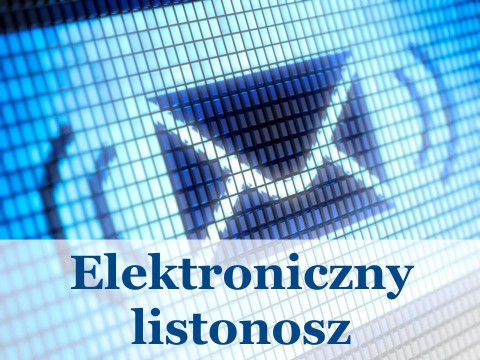 Elektroniczny listonosz