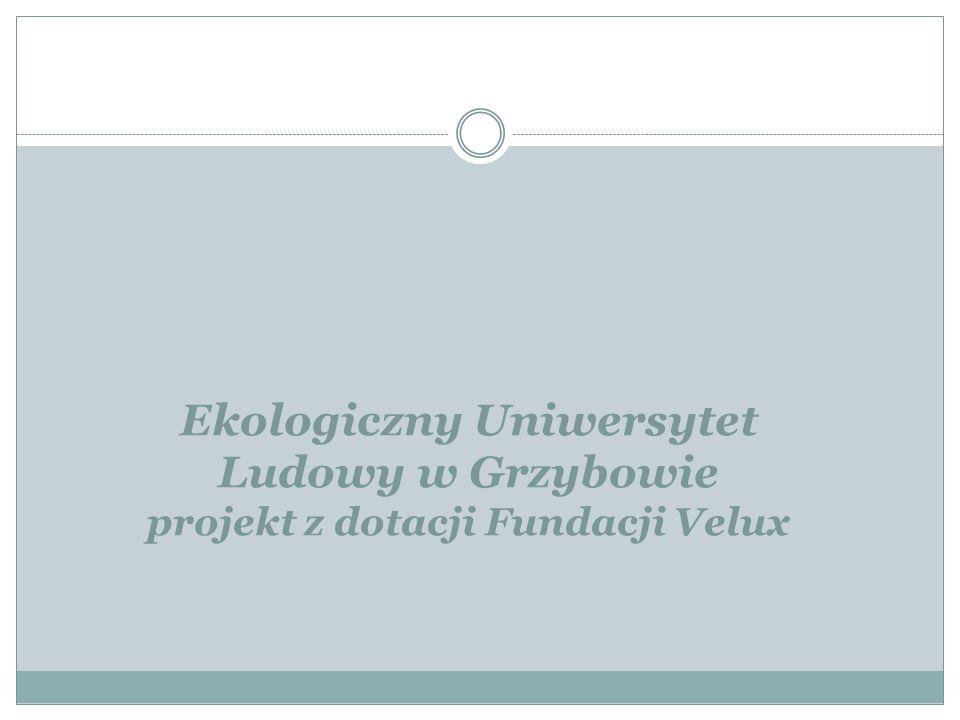 Inspiracje Duńskie Uniwersytety Ludowe Szwajcarska Szkoła Rolnictwa Biodynamicznego Dotychczasowe własne doświadczenia edukacyjne Edukacja dla zrównoważonego rozwoju