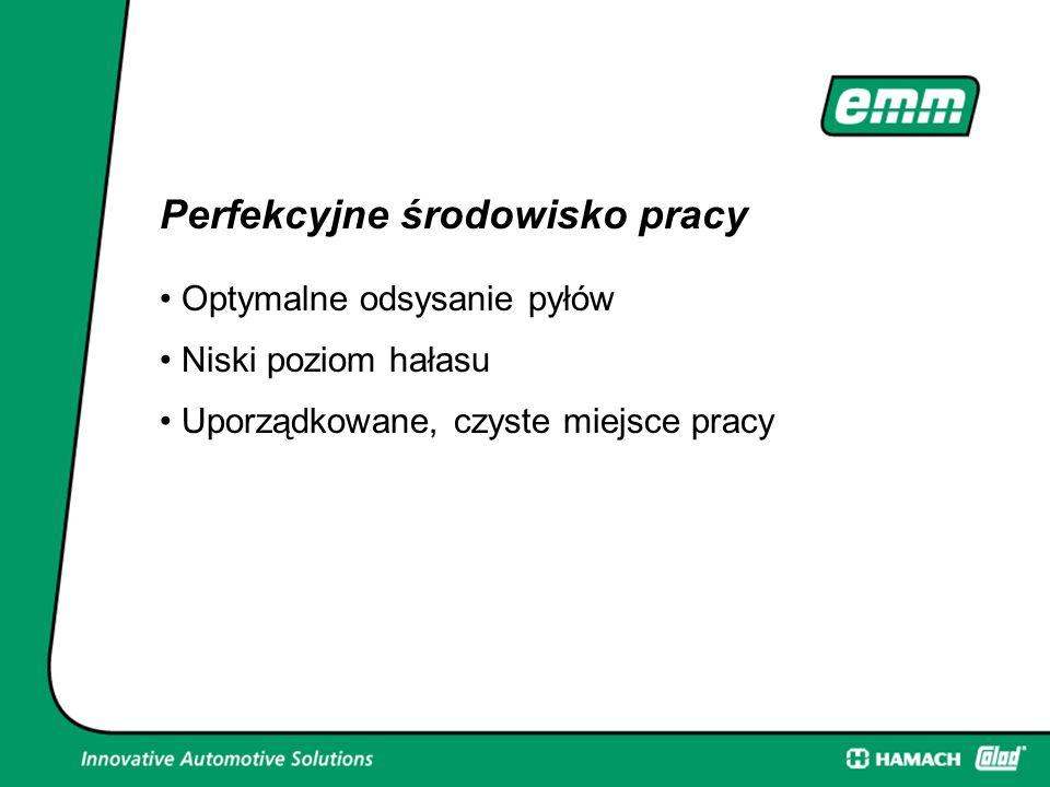 Gwarancja najwyższej jakości E.M.M.stosuje wyłącznie materiały o najwyższej jakości E.M.M.
