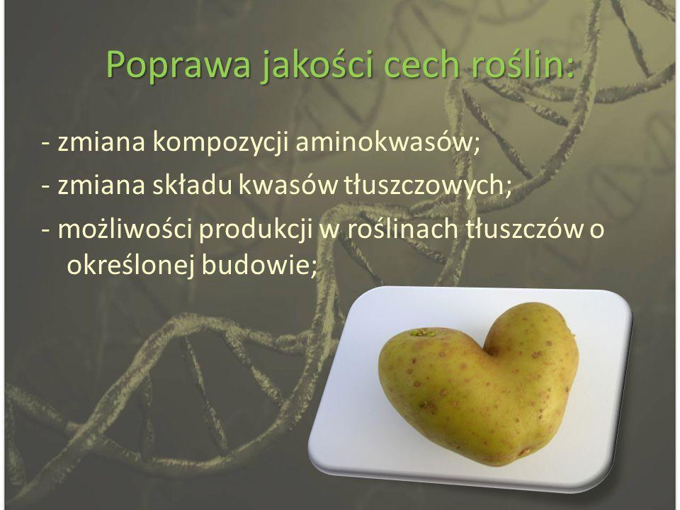 Źródła -Ustawa o GMO, z 22.VI.2001 -http://www.biotechnolog.pl -http://natemat.pl/3133,gmo-truje-czy-zbawia- jak-dziala-zywnosc-modyfikowana- genetycznie -http://zdrowie.gazeta.pl/Zdrowie/1,101460,70 14280,GMO_pod_lupa.html