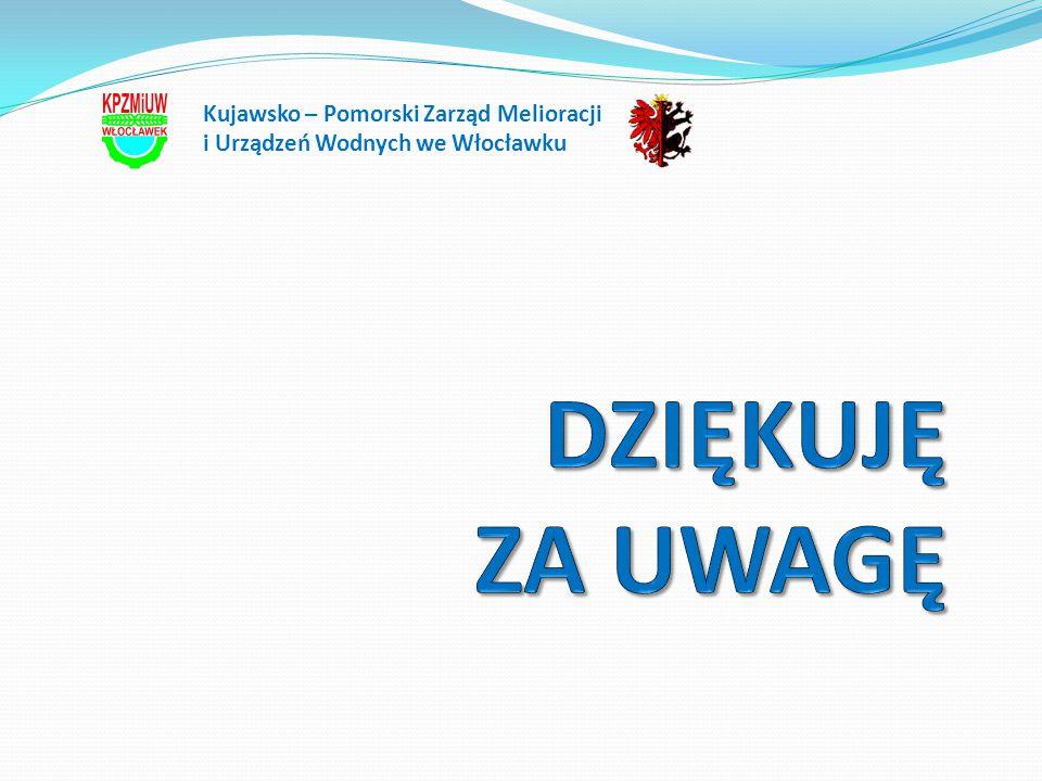 Kujawsko – Pomorski Zarząd Melioracji i Urządzeń Wodnych we Włocławku