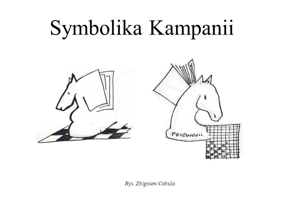 Symbolika Kampanii Rys. Zbigniew Cebula