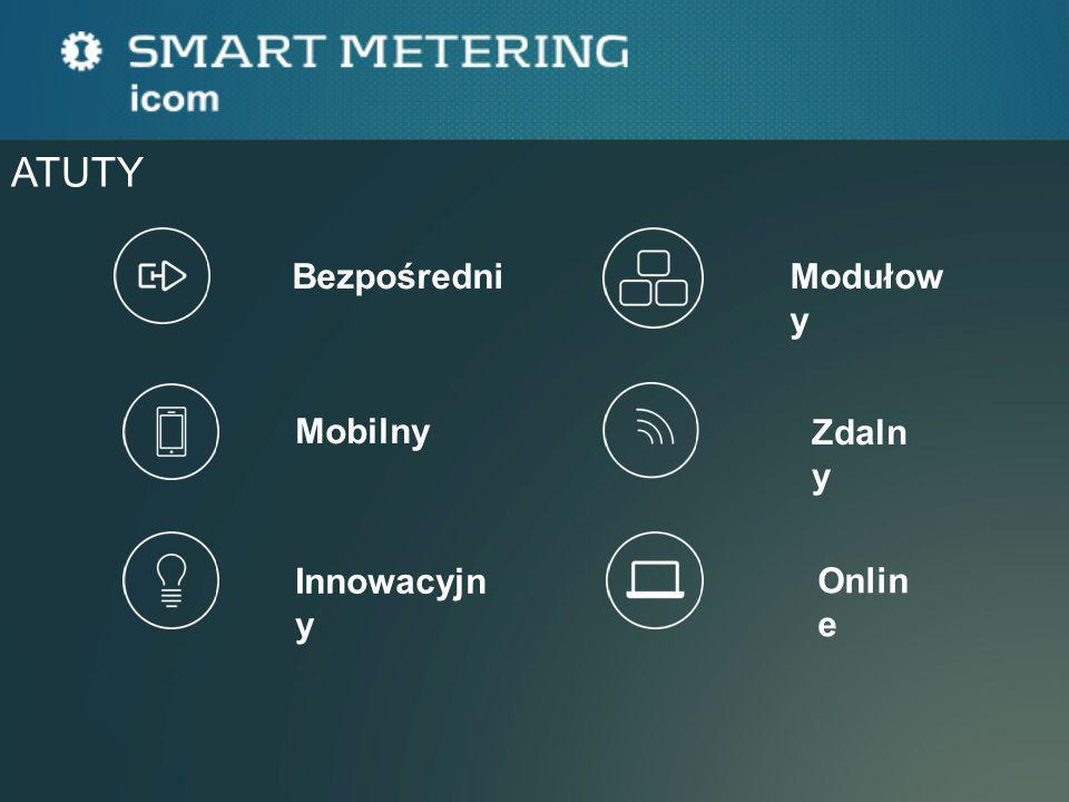 Bezpośredni Mobilny Zdaln y Onlin e Modułow y Innowacyjn y ATUTY