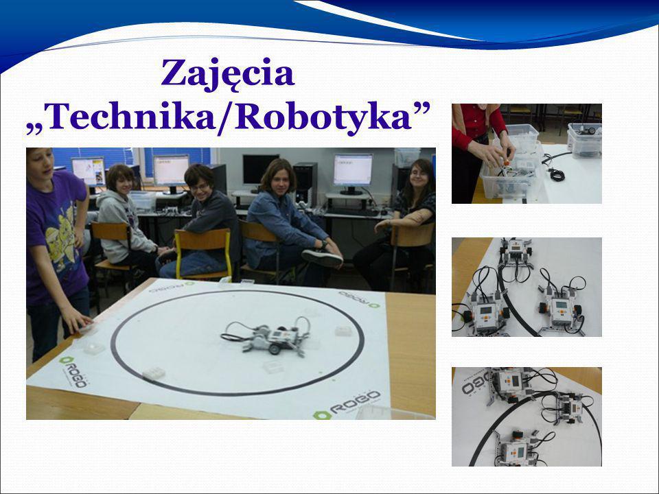 """Zajęcia """"Technika/Robotyka"""""""