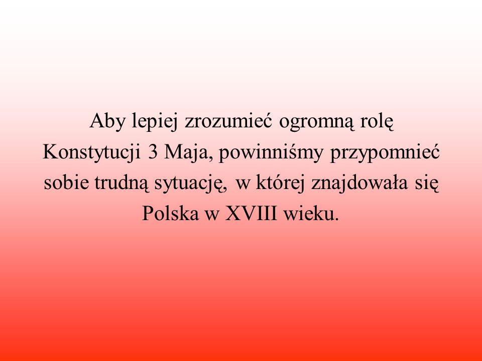 Rezultatem obrad była przyjęta przez Sejm Ustawa Rządowa, nazwana później Konstytucją 3 Maja.