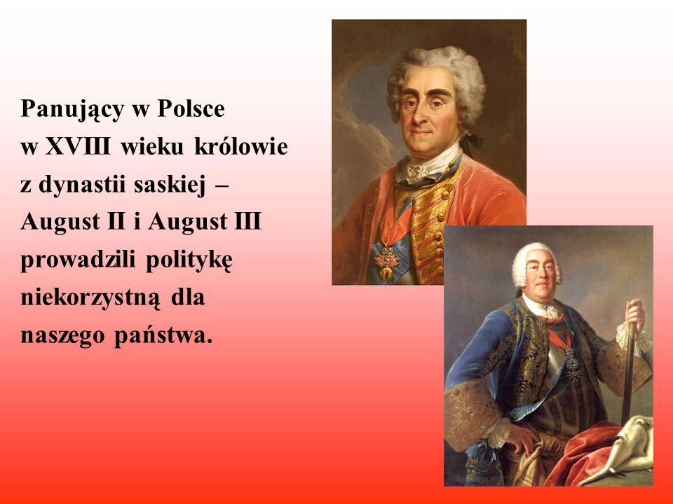 Hugo Kołłątaj Stanisław August Poniatowski Stanisław Małachowski Ignacy Potocki
