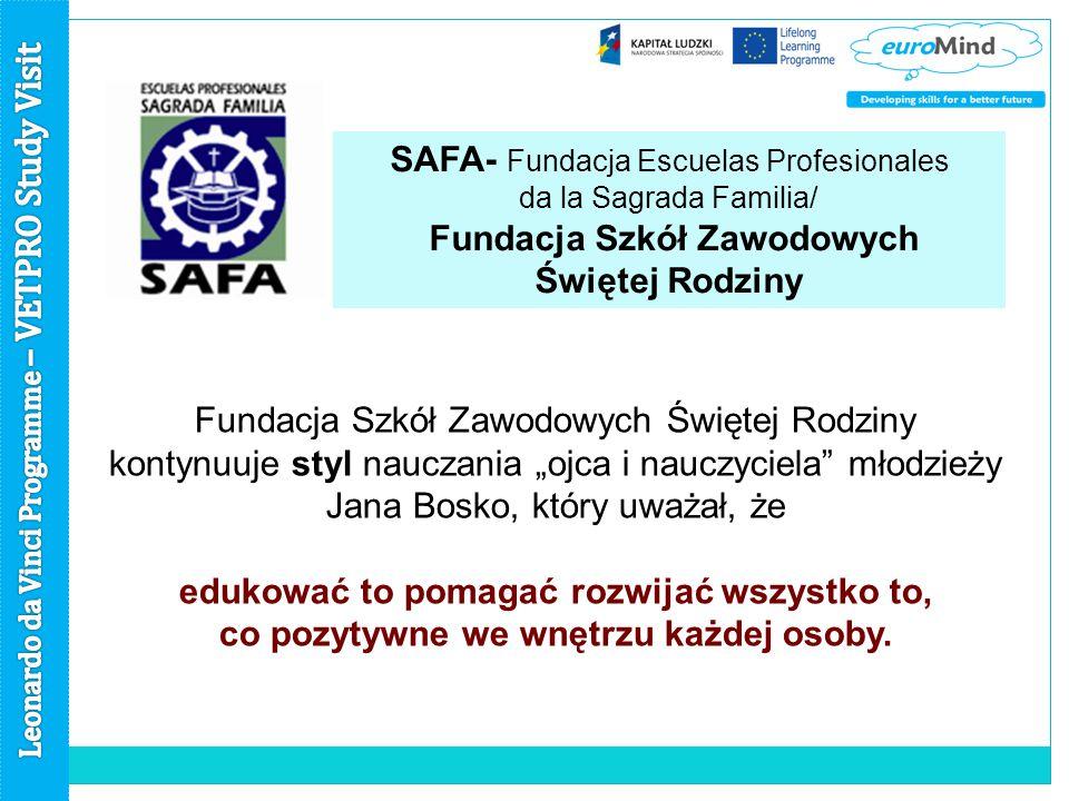 Szkoła SAFA w Écija 5 marca 2014 Zwiedzanie szkoły