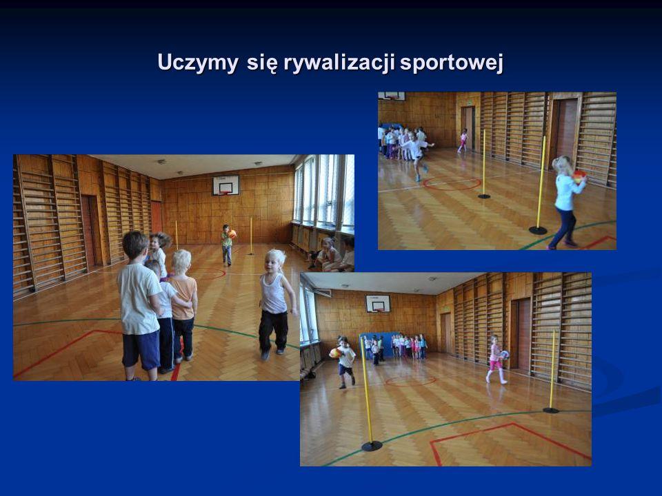 Uczymy się rywalizacji sportowej