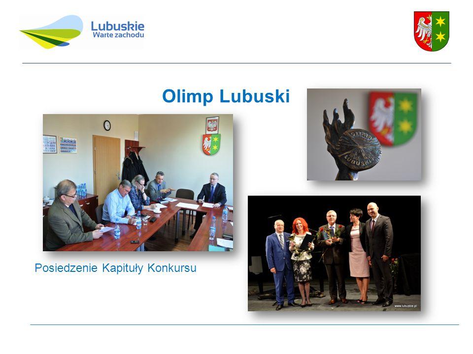 Olimp Lubuski Posiedzenie Kapituły Konkursu