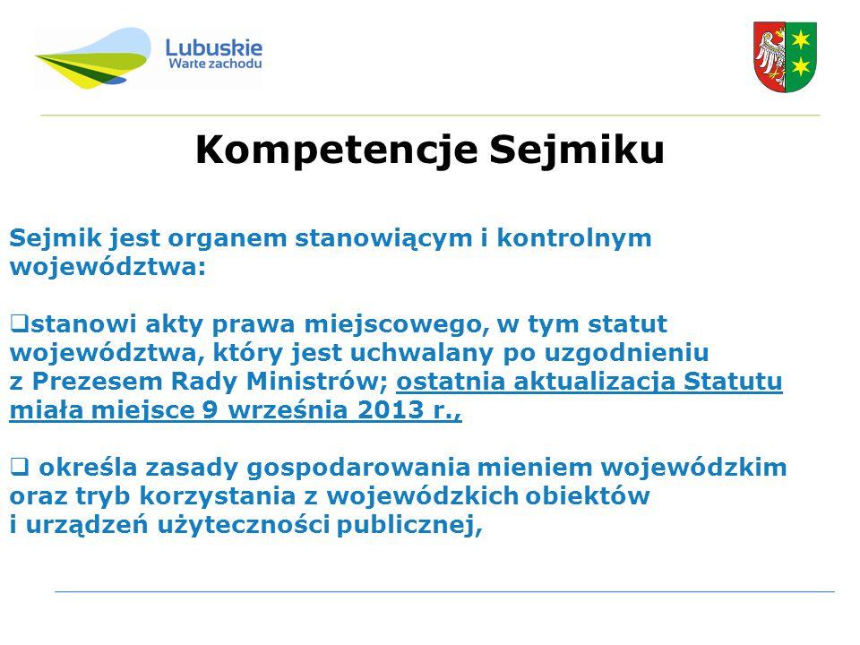 Sejmik Województwa Lubuskiego